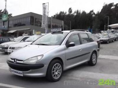 usado Peugeot 206 SW 1.4 HDI C/ EXTRAS - NITROCAR -