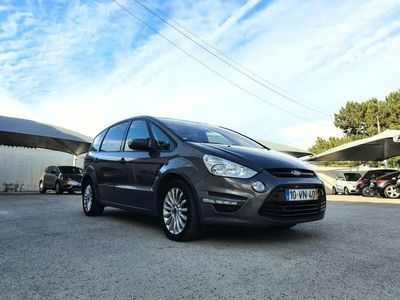 usado Ford S-MAX 1.6 TDCI ECOMATHIC TREND