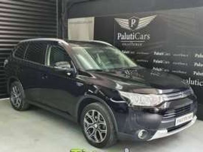 usado Mitsubishi Outlander P-HEV Híbrido Gaso