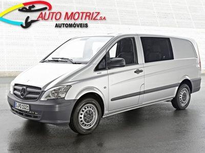 usado Mercedes Vito Combi 9L 111 CDI / 32 Standard