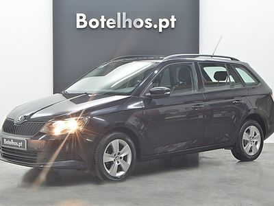 usado Skoda Fabia break 1.0 ACTIVE 75CV