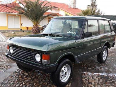 brugt Land Rover Range Rover 2.5VM