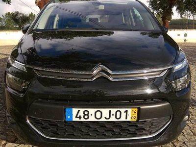 usado Citroën C4 Picasso 1.6 E-HDI INTENS ETG6