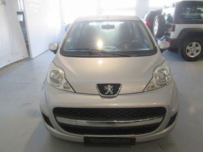 usado Peugeot 107 1.0 Black & Silver Edition