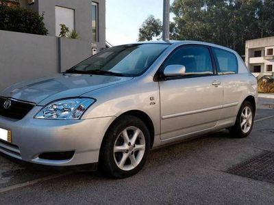 usado Toyota Corolla D-4D 2.0