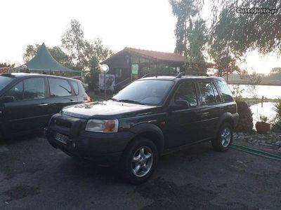usado Land Rover Freelander 2.0 tdi
