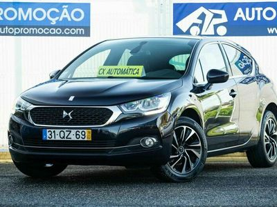 usado DS Automobiles DS4 1.6 BlueHDi So Chic EAT6