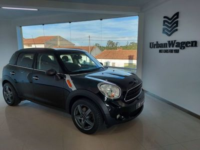 usado Mini One D Countryman ONE D