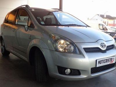 usado Toyota Corolla Verso 2.2 D-4D Sol