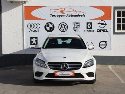 usado Mercedes C220 ClasseD AVANTGARDE AUTO.