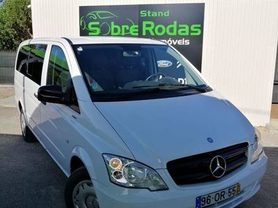 usado Mercedes Vito 113 Cdi BlueEfficiency