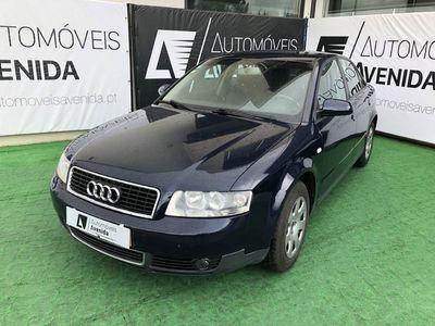 usado Audi A4 1.9 TDI MULTITRONIC