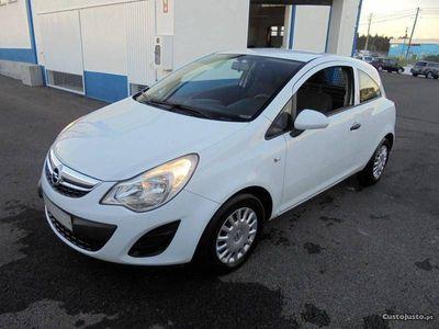 usado Opel Corsa 1.3 CDTI Van 75cv