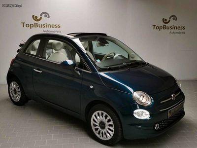 usado Fiat 500C Cabrio Lounge