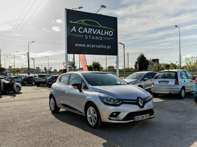 usado Renault Clio IV 1.5 Dci Limited 90cv