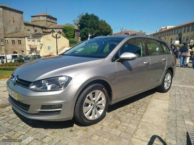used VW Golf 1.6 TDI Bluemotion