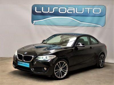 usado BMW 218 d Line Modern
