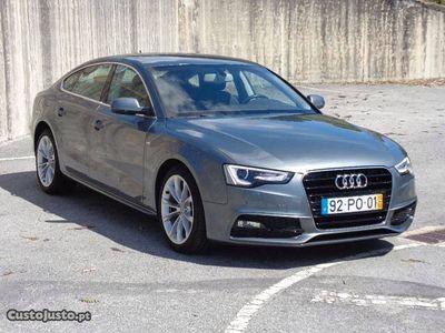 usado Audi A5 2.0TDi S Line