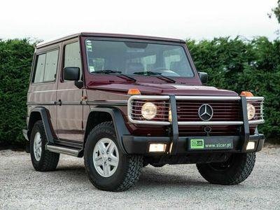 usado Mercedes G300 GD Nacional
