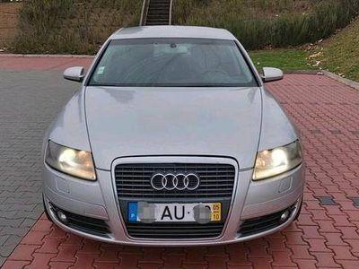 usado Audi A6 spor line nacional