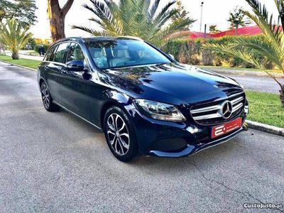 usado Mercedes C350e Plug-In Hybrid