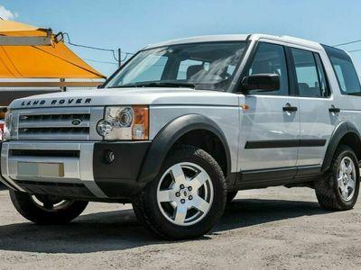 usado Land Rover Discovery 3 2.7 TD V6 SE