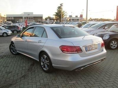 usado Mercedes E220 Classe Ecdi avantgarde be auto.