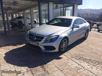usado Mercedes E250 AMG NACIONAL