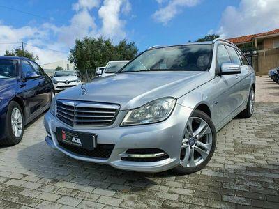 usado Mercedes C220 CDi Elegance BlueEfficiency Aut.
