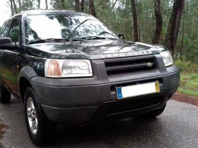 gebraucht Land Rover Freelander 2.0 Cabrio
