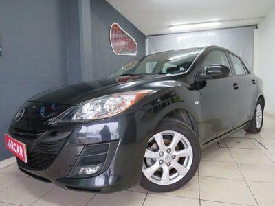 brugt Mazda 3 1.6 MZR CD EXCLUSIVE PLUS