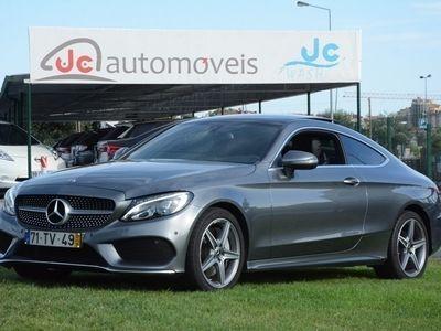 usado Mercedes C250 d Coupe AMG 9G-Trónic