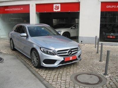 usado Mercedes C220 Classe CBlueTEC AMG 7G-TRONIC (170cv) (5p)