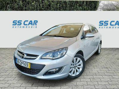 usado Opel Astra Sports Tourer 1.6 CDTi Executive S/S