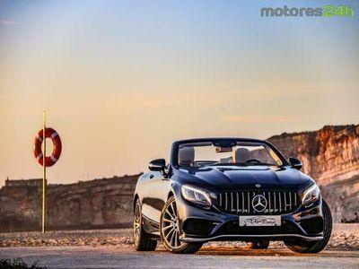 usado Mercedes S560 Cabrio