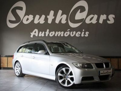 used BMW 320 d Touring