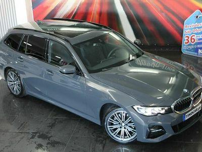 usado BMW 320 D Touring Auto | LED | GPS | TETO | CÂMARA