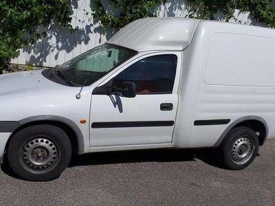 usado Opel Combo Van