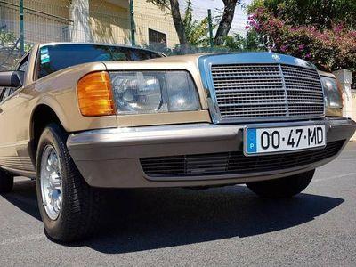 usado Mercedes 380 S(W126) V8 (70900 Km)