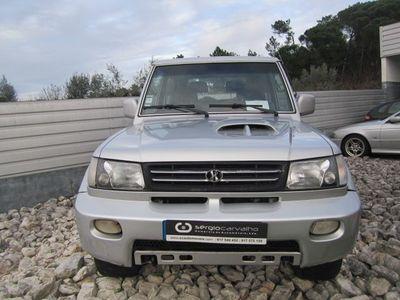 usado Hyundai Galloper 2.5 TD