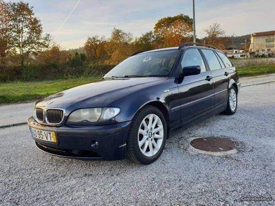 usata BMW 320 D E46 150cv