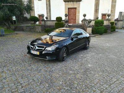 usado Mercedes E250 coupe