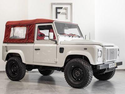 gebraucht Land Rover Defender 90 TD4 SOFT TOP