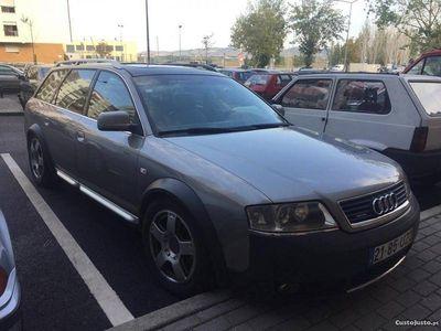 usado Audi A6 Allroad Quattro 80cv MANUAL -