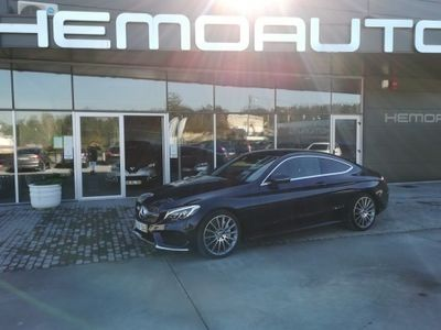 usado Mercedes C250 Classed COUPE AMG