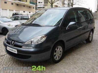 usado Peugeot 807 2.0HDI Auto Multimédia 7lug.