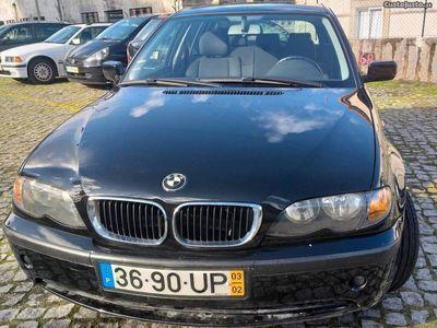 usado BMW 318 d SW