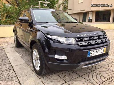 usado Land Rover Range Rover evoque 2.2 ED4 Pele Naciona