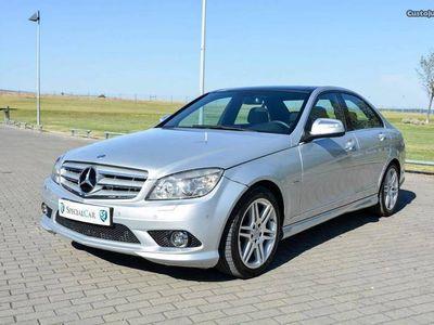usado Mercedes C320 CDI V6 AMG