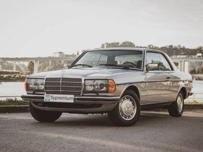 usado Mercedes 280 CE W123
